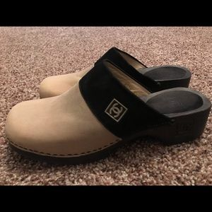 Chanel Clogs
